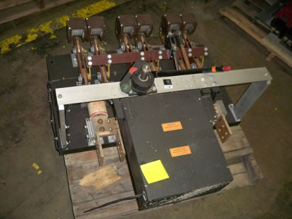 Picture of Magna-Matic Pringle Fusible 3000 Amp 240 Volt Switch