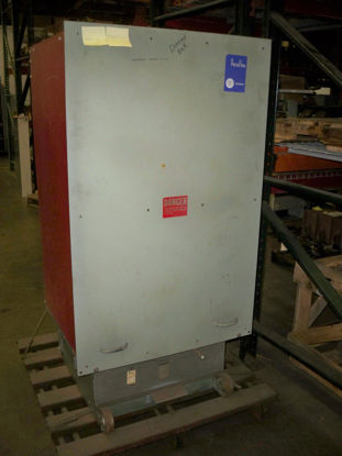 Picture of 150DHP WESTINGHOUSE 15KV 1200A DO DUMMY CIRCUIT BREAKER