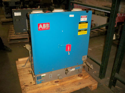 Picture of 15-GHK-500 ABB 15KV 1200A Circuit Breaker EO/DO