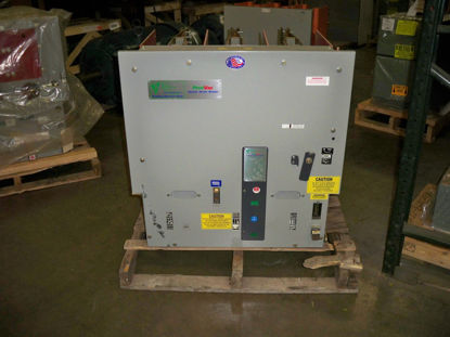 Picture of 15PV0750-61  POWELL 15KV 1200A EO/DO Circuit Breaker