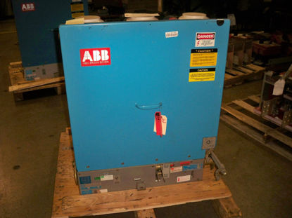 Picture of 15GHK500 ABB 15KV 1200A EO/DO Power Circuit Breaker