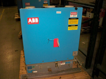 Picture of 15GHK500 ABB 15KV 1200A EO/DO Power Circuit Breaker Used