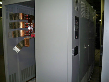 Picture of 1500/2000KVA 13800-480Y/277V GE Dry Type Transformer #88