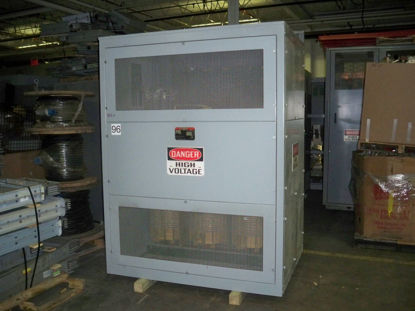 Picture of 750KVA 13800-208Y/120V FPE Dry Type Transformer #96