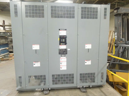 Picture of 2500/3333KVA 12470-480Y/277V Square D Power Cast II K-4 Transformer #257
