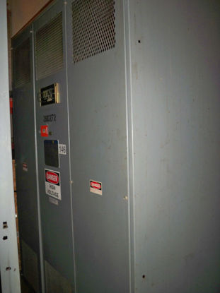 Picture of 1500/2000KVA 13800-480Y/277V Square D Dry Type Transformer #146