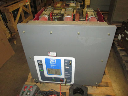 Picture of 150VCP-W500 Cutler-Hammer 1200A 15KV EO/DO Vacuum Circuit Breaker
