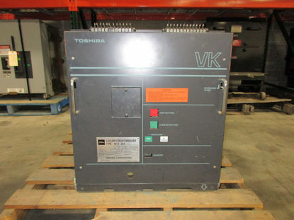 Picture of VK-6M32A Toshiba Vacuum Breaker 4.76KV 1200A EO/DO