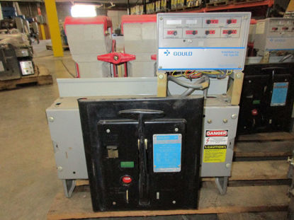 Picture of K-1600S Gould/ITE Red Air Breaker 600V 1600A MO/DO LIG