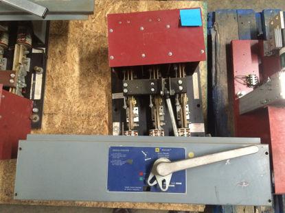 Picture of BLO32120 1200 Amp 240 Volt 3P SW Black