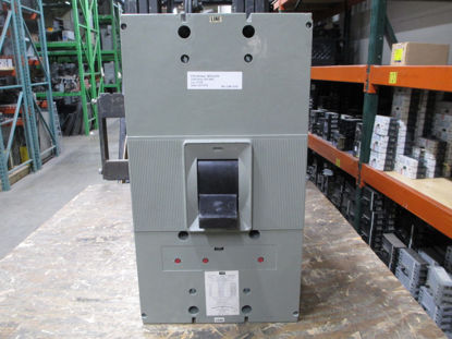 Picture of NP632120 FPE Breaker 2500 Amp Frame 1200 Amp Rated 3P 600 VAC