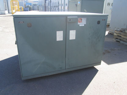 Picture of S&C Manual PMH-19 14.4KV Pad Mounted Switchgear for Outdoor Distribution