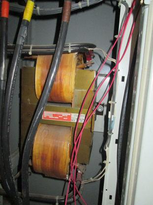 Picture of Neco-Hammond 29401C1.5 150HP 480V 2-Coil Auto Transformer