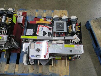 Picture of CBC-0833-B 800A 480V 3P Pringle Pressure Contact Switch Used E-OK