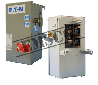 Picture of LABED3070GN Eaton Bus Plug R&G