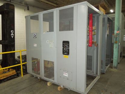 Picture of 1500/2000KVA 4160-480Y/277V Dry Type Virginia Transformer Corp #245