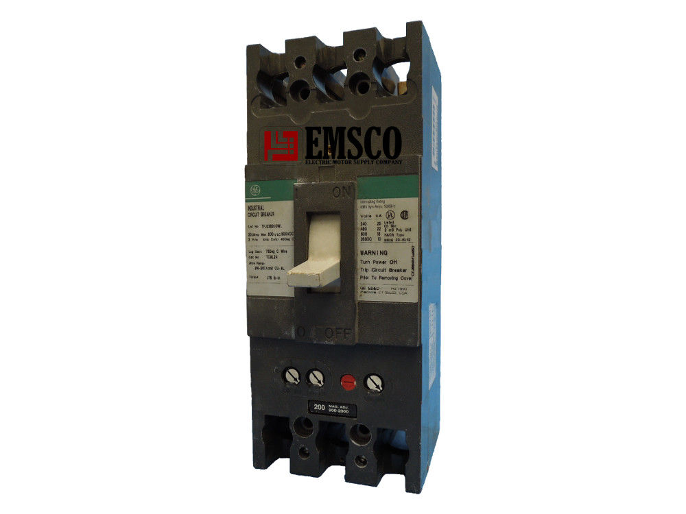 Picture of TFJ236200WL General Electric Circuit Breaker