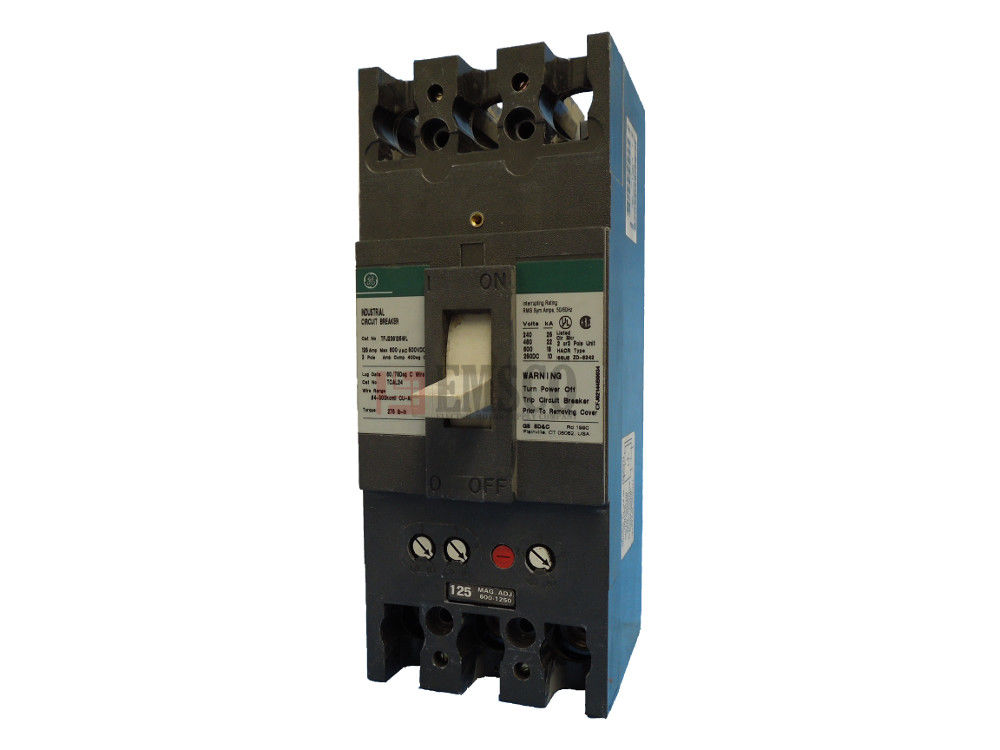 Picture of TFJ236125WL General Electric Circuit Breaker