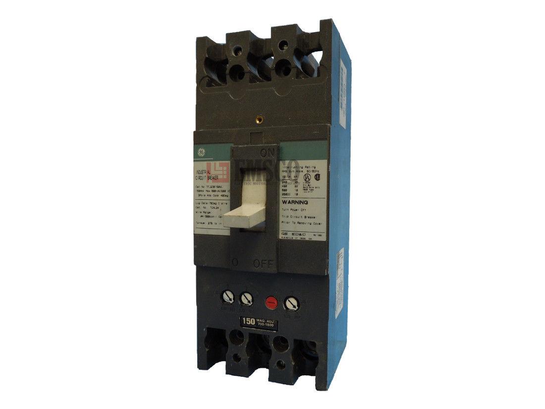 Picture of TFJ236150WL General Electric Circuit Breaker