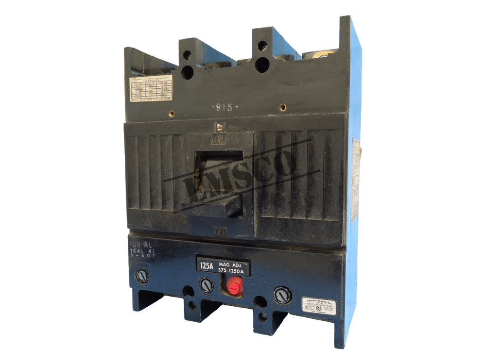 Picture of TJK436125 General Electric Circuit Breaker