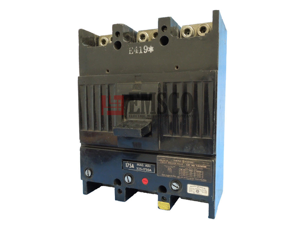 Picture of TJK436175 General Electric Circuit Breaker