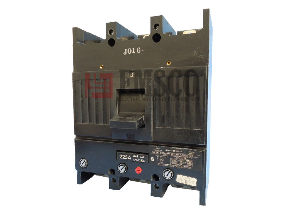 Picture of TJK436225 General Electric Circuit Breaker