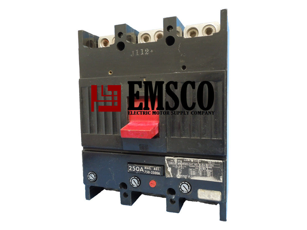Picture of THJK436250 General Electric Circuit Breaker