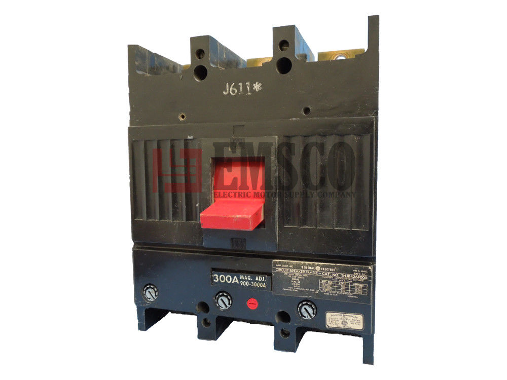 Picture of THJK436300 General Electric Circuit Breaker