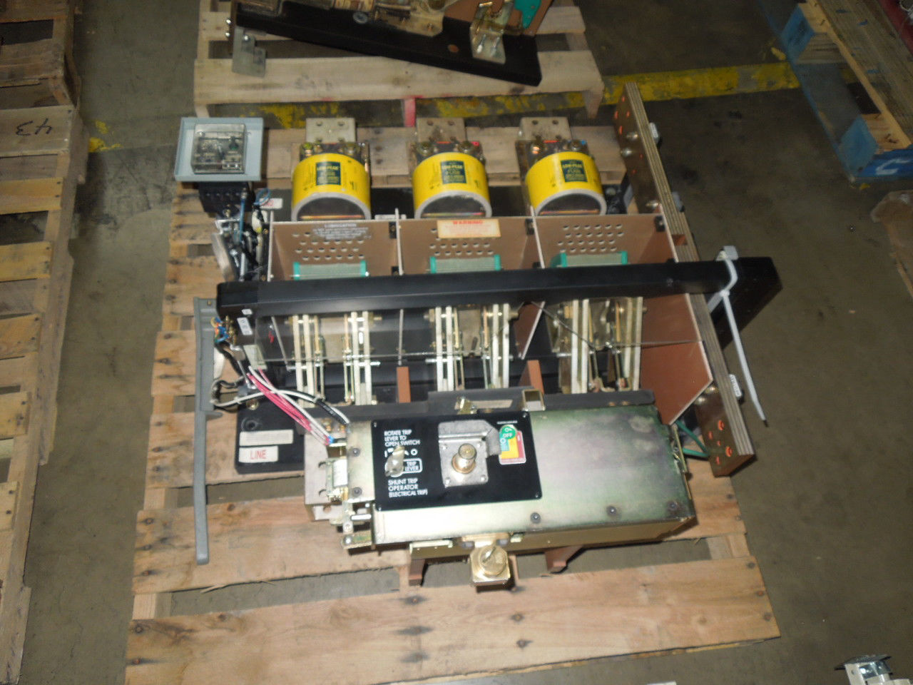 Picture of SLB3413-G6 4000A 480Y/277V Boltswitch Ground Fault & Shunt Switch