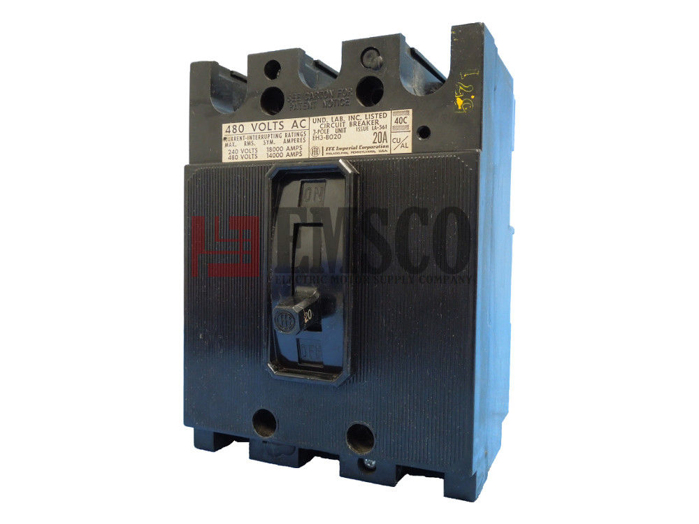 Picture of EH3-B020 ITE Circuit Breaker