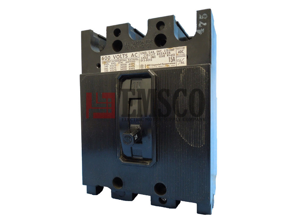 Picture of EF3-B015 ITE Circuit Breaker