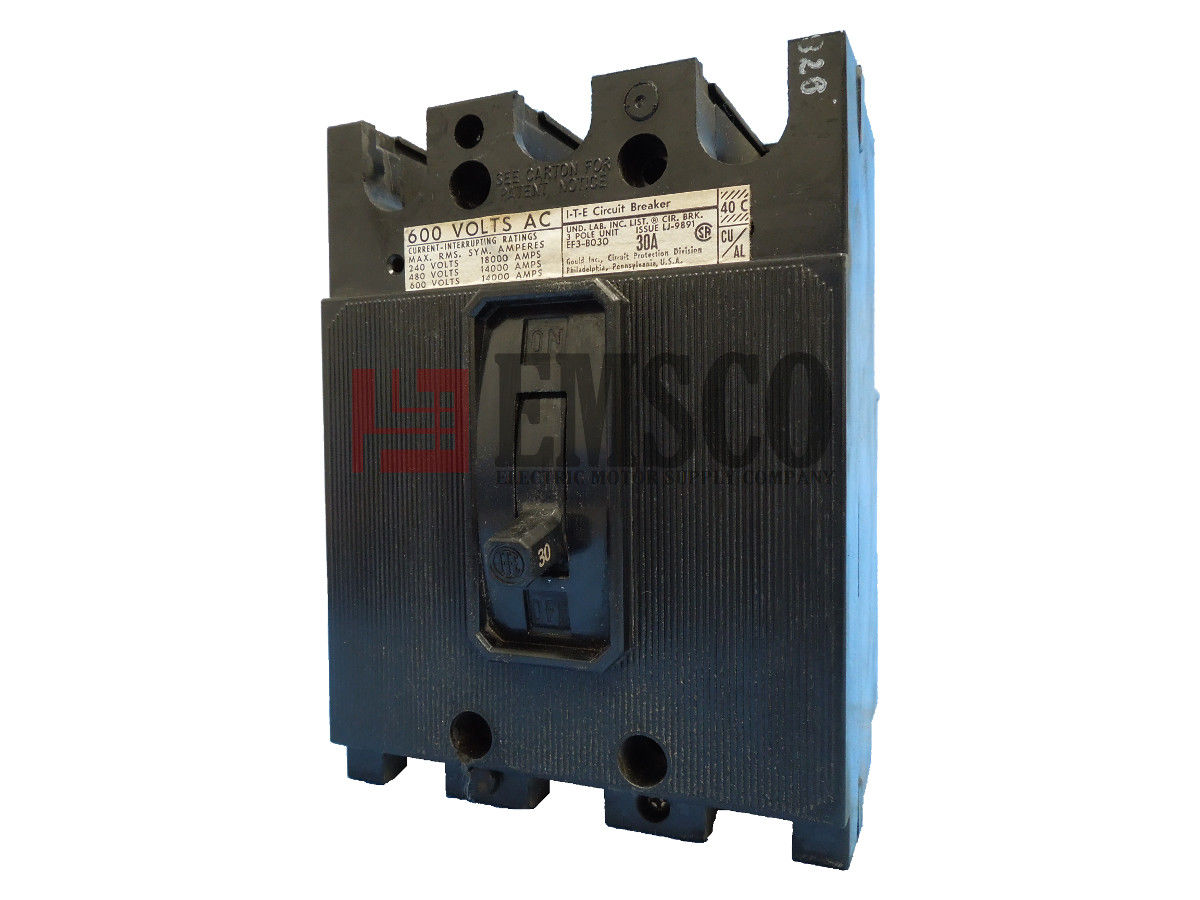 Picture of EF3-B030 ITE Circuit Breaker