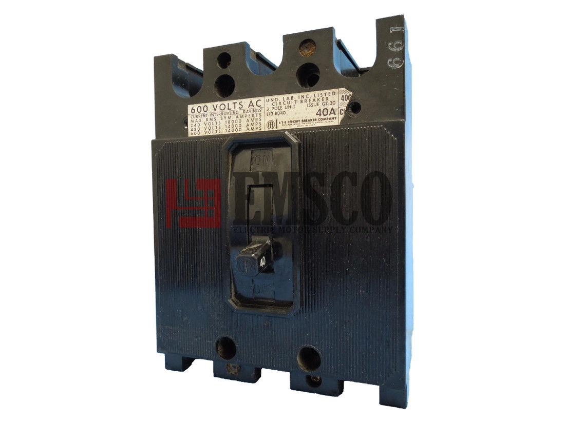 Picture of EF3-B040 ITE Circuit Breaker