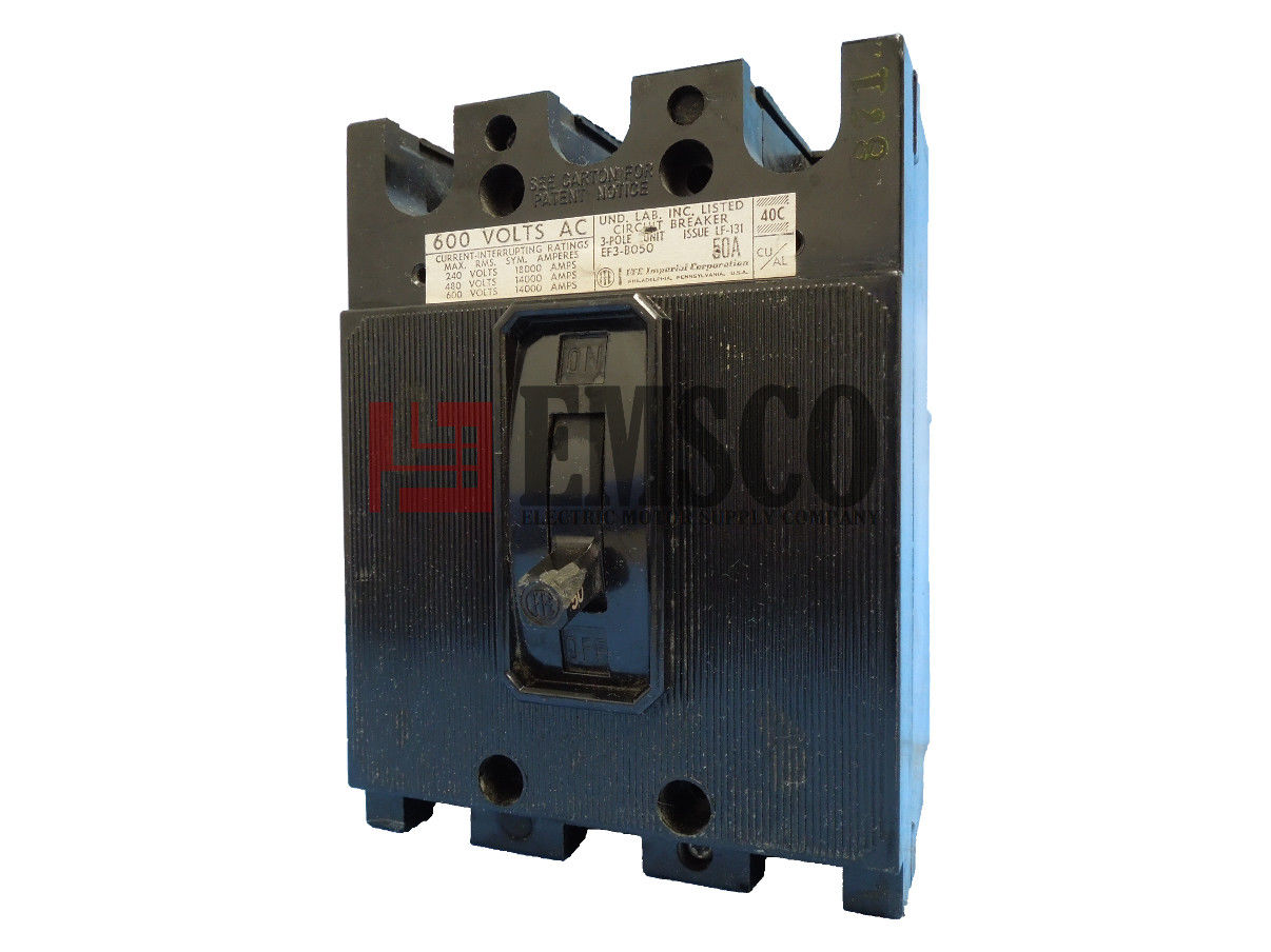 Picture of EF3-B050 ITE Circuit Breaker
