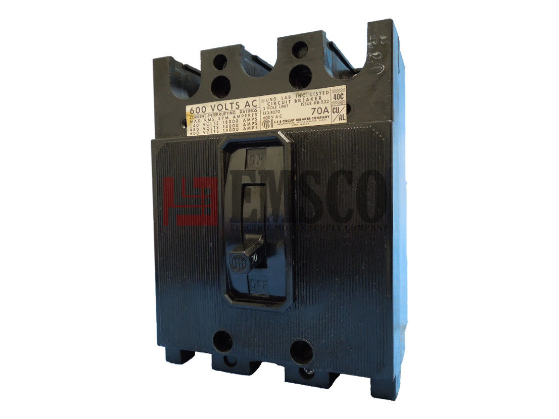 Picture of EF3-B070 ITE Circuit Breaker