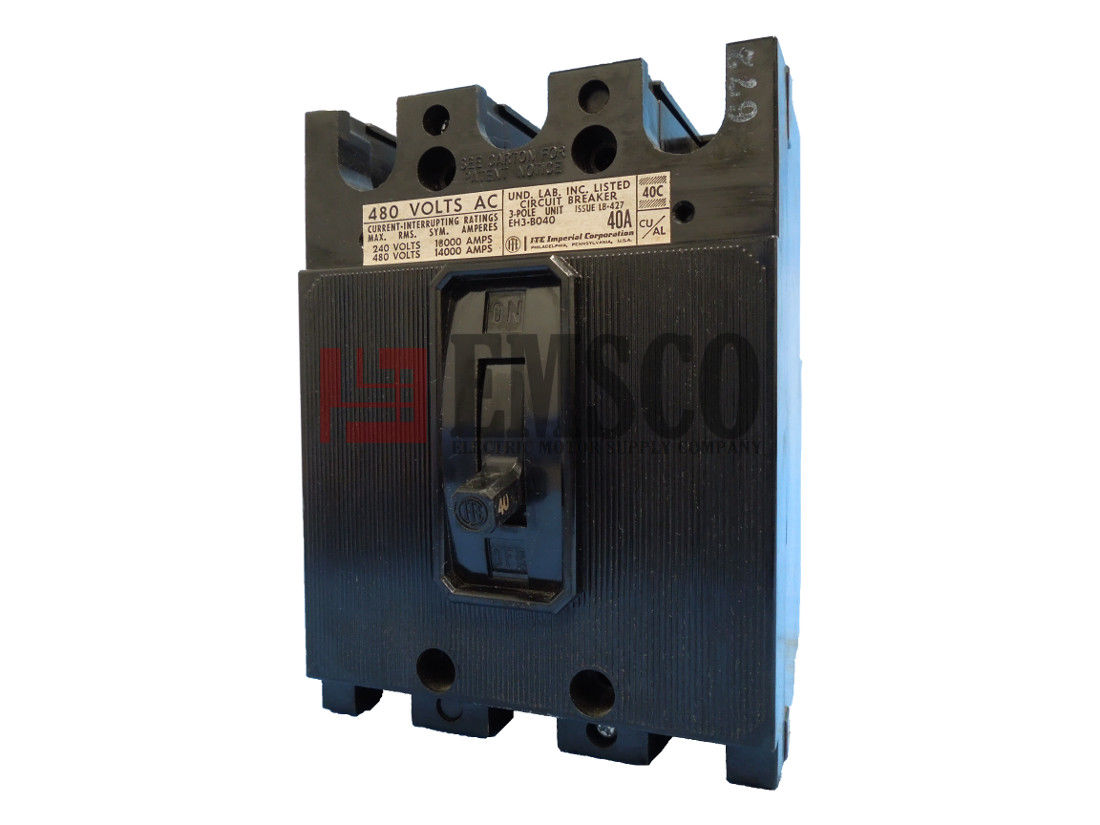 Picture of EH3-B040 ITE Circuit Breaker