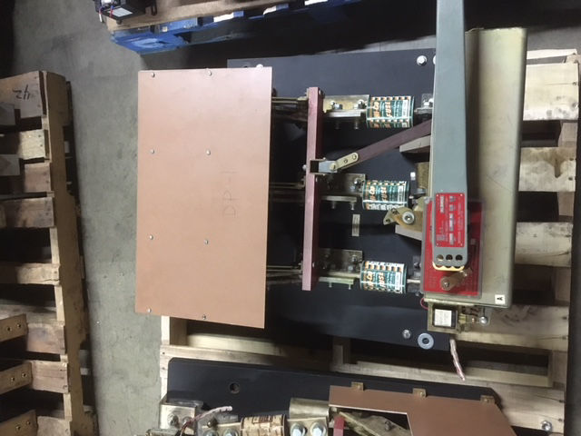Picture of VL369ST Erickson Switch 1600A 600V W/ Shunt Trip