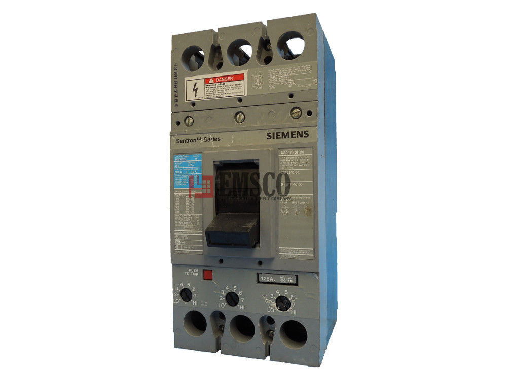 Picture of FD63F250 Siemens Circuit Breaker