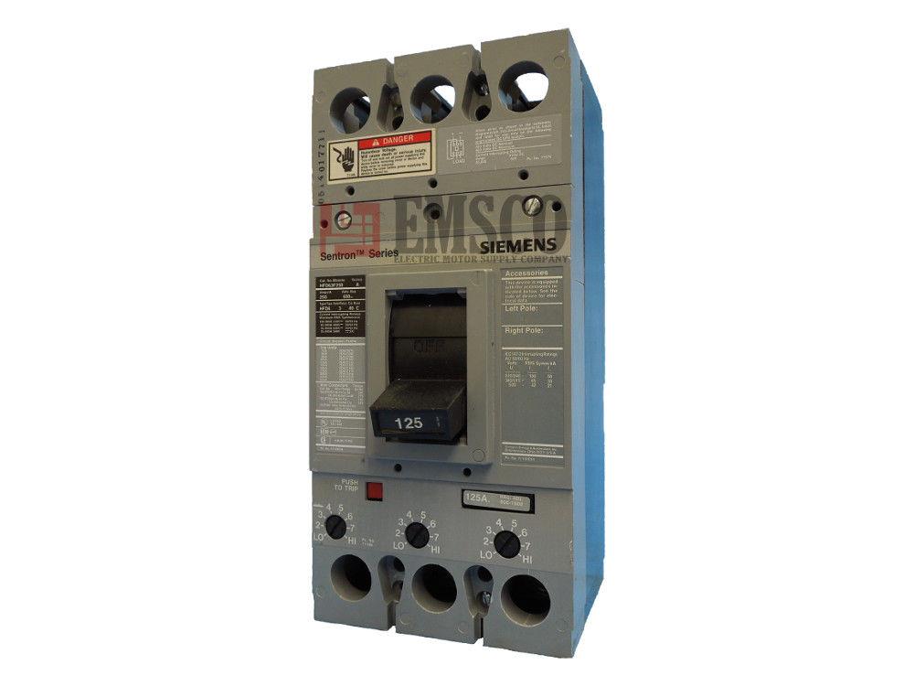 Picture of HFD63F250 ITE & Siemens Circuit Breaker