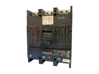 Picture of TJJ436175 General Electric Circuit Breaker