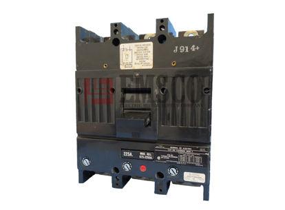 Picture of TJJ436225 General Electric Circuit Breaker