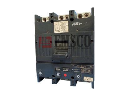 Picture of TJJ436300 General Electric Circuit Breaker