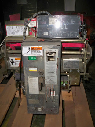 Picture of RLF800 Siemens 800A Frame/ 600A Rating Plug Fused Air Breaker EO/DO LSIG