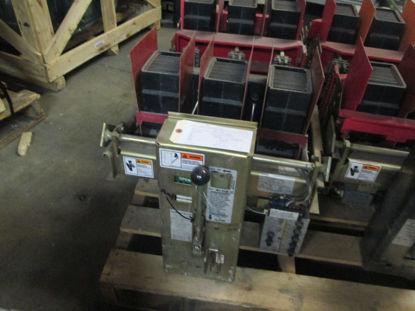 Picture of LA-1600B Siemens 1600A 600V Air Breaker MO/DO Used E-OK EMSCO#20576