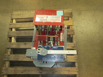 Picture of BLO32080 Square D Bolt-Loc Switch 800 Amp 240 Volt Red Base