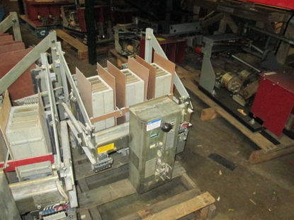 Picture of LA-1600A Siemens 1600A 600V Air Breaker MO/DO LSI