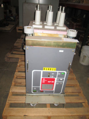 Picture of 150 VCP-18WR500 Westinghouse Replacement for GE FK-255 1200A 15KV EO/DO Vacuum Circuit Breaker