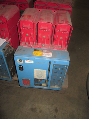 Picture of LK08 BBC 800A 600V EO/DO 120VAC LSI Power Circuit Breaker LSI