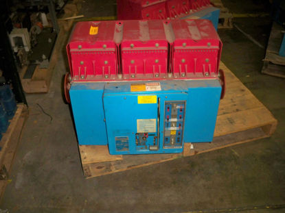 Picture of LK25 BBC 2500A 600V MO/DO Air Breaker LSG