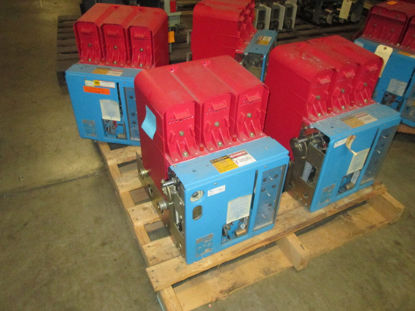 Picture of LK20 BBC 2000A 600V EO/DO Air Breaker LS